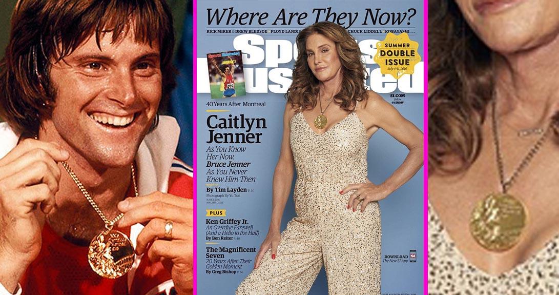 cover Caitlyn jenner