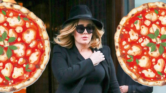 adele pizza