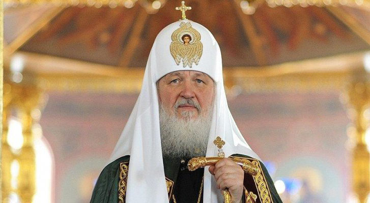 Nozze gay Patriarca Kirill