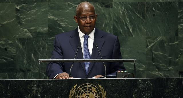 ministro degli Esteri dell'Uganda Sam Kutesa