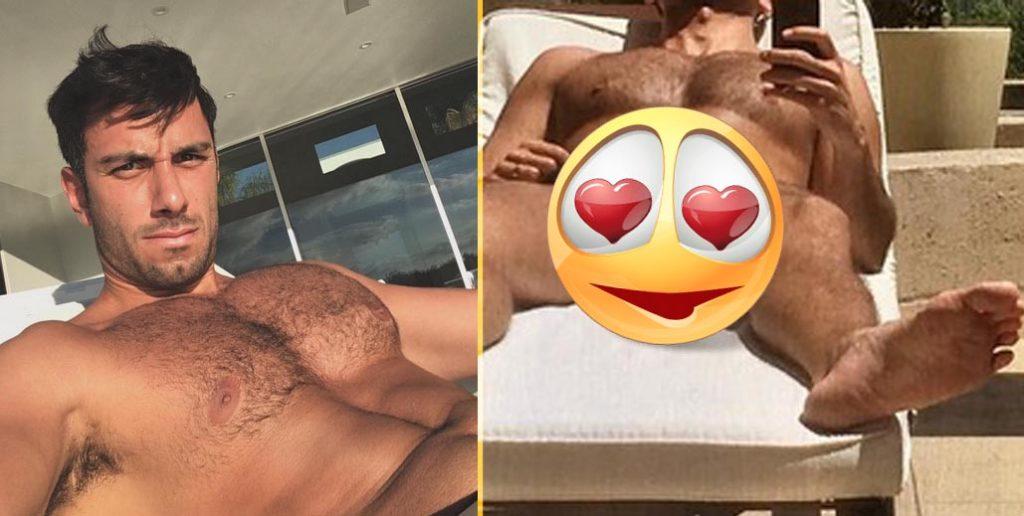 Naked male reality tv stars