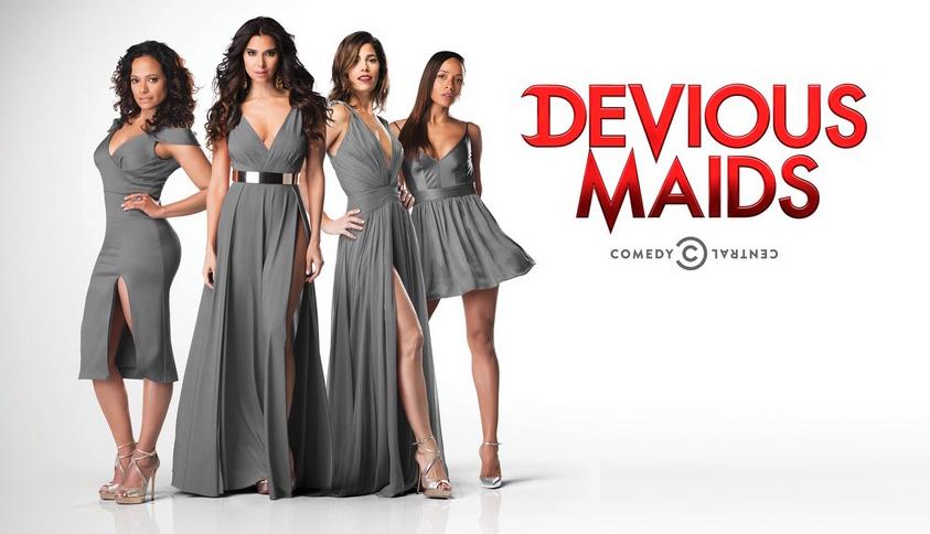 devious maids, quarta stagione, italia
