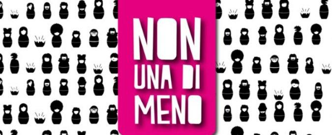 non-una-di-meno-violenza contro le donne, giornata