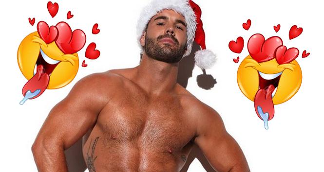 Immagini Natale Hot.Buon Natale Da Simon Dunn E Dal Suo Pacco Hot Spyit