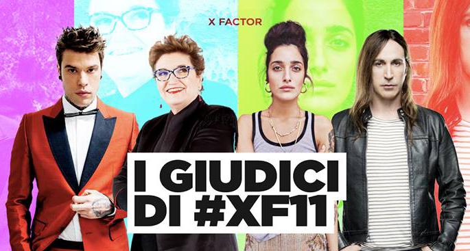 x factor 11 italia