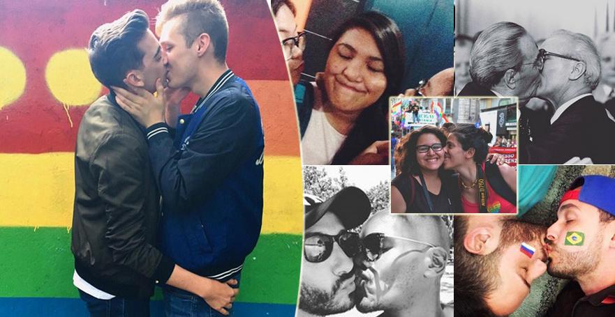 #Kiss4LGBTQRights
