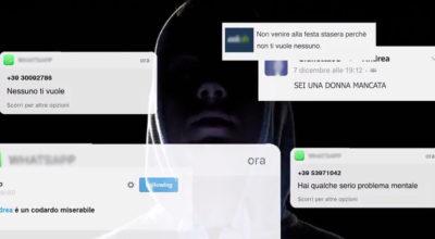 gay cyber bullismo #iostoconte
