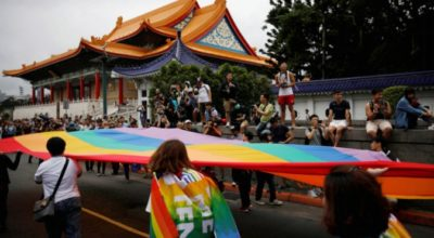 nozze gay taiwan