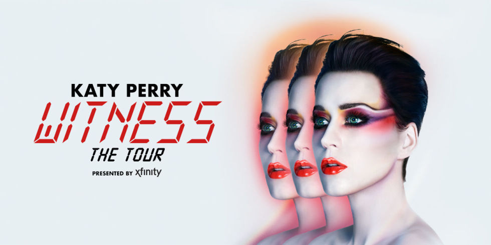 Witness katy perry tour 2017