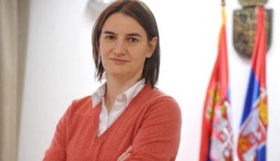 Serbia, per la prima volta una premier lesbica dichiarata Ana Brnabic
