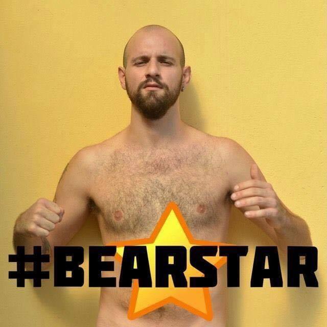 Arriva il concorso dedicato ai Bears più belli d'Italia: Mr Bearstar Italia 2017.