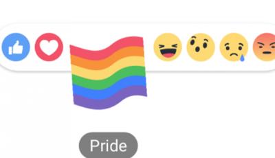 """Ecco come """"sbloccare"""" il tasto arcobaleno su Facebook (VIDEO)"""