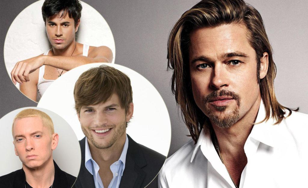 Brad-Pitt-star, pene piccolo