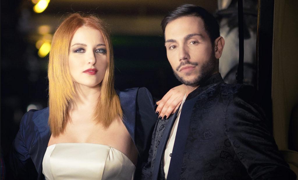 Sara Galimberti e Manuel Aspidi