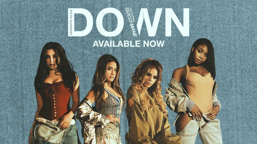 Fifth Harmony, down