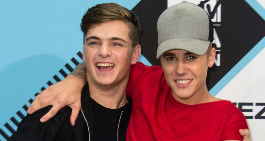 Justin Bieber oggi a Monza in tour con Martin Garrix (VIDEO)