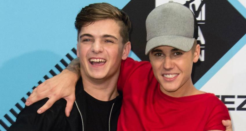 Justin Bieber oggi a Monza in tour con Martin Garrix (VIDEO)