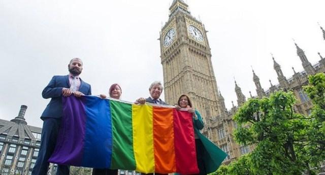 Record di persone LGBT elette nel Regno Unito
