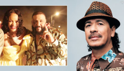 Rihanna torna con un nuovo brano che ricorda molto una canzone di Santana (VIDEO)