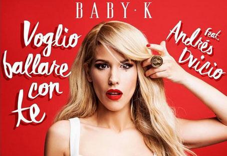 Baby K featuring Andres Dvicio