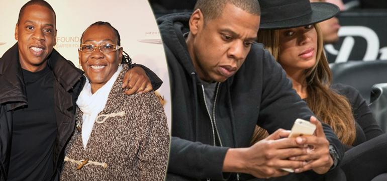 Jay-Z rivela che la madre è lesbica e chiede scusa a Beyoncé per averla tradita