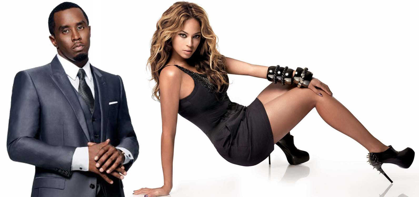 beyonce, puff daddy
