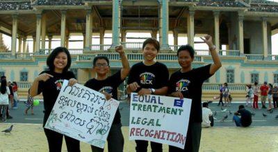 La Cambogia potrebbe diventare il secondo stato asiatico a legalizzare le unioni civili