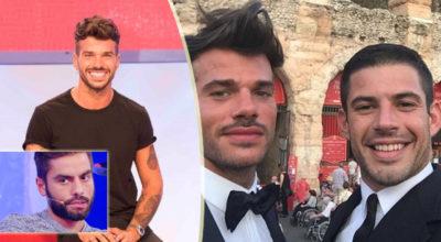 Uomini e Donne gay: Claudio Sona era già fidanzato dall'inizio del programma.