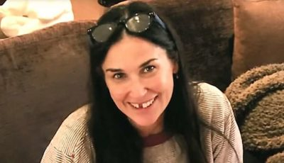 "Demi Moore perde i denti a causa dello stress: ""ne ho persi due"""