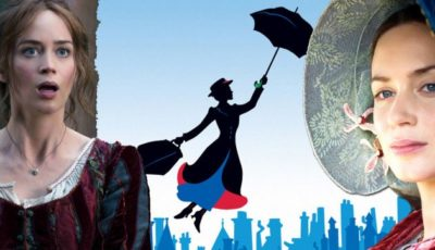 Mary Poppins Returns il nuovo film su Mary Poppins con Emily Blunt