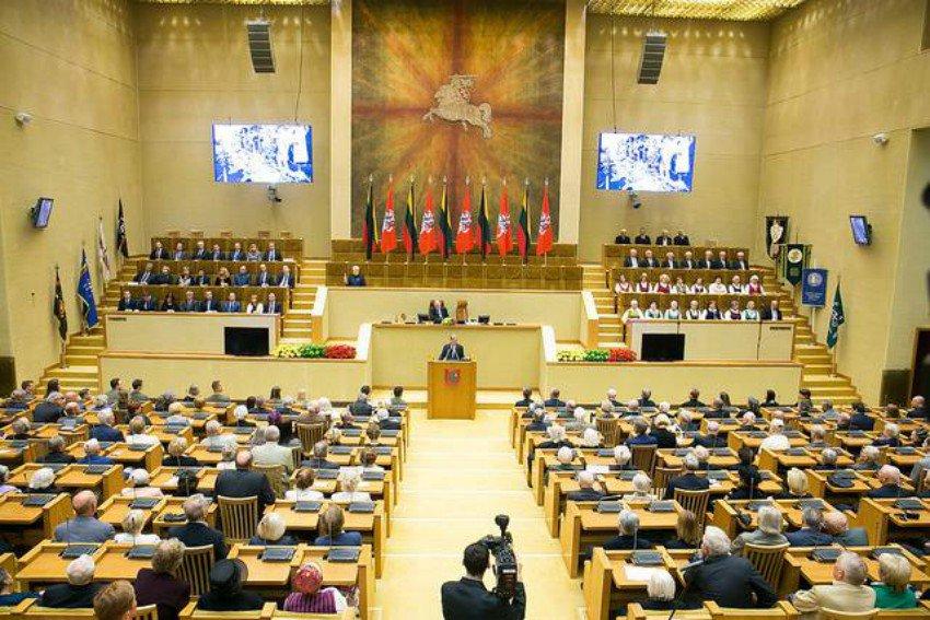 """Lituania, il Parlamento boccia la legge sulle unioni civili: """"dobbiamo rispettare la dignità dei cittadini"""""""