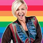 """Paola Barale: """"mi dispiace che le coppie omosessuali non possano adottare. Etero, gay, siamo tutti uguali"""""""