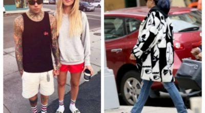 Moda: diventa fashion la ciabatta con il calzettone di spugna
