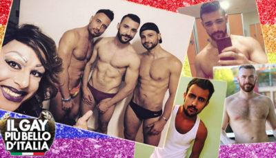 Il Gay Più Bello d'Italia 2017: ecco i primi finalisti