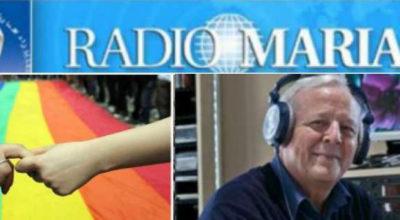 Radio Maria: sospeso Padre Livio per aver chiticato aspramente le unioni civili e Monica Cirinnà