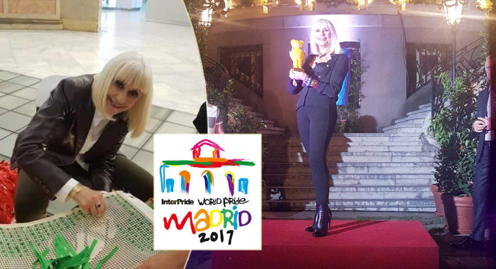 raffaella carrà madrid world pride 2017
