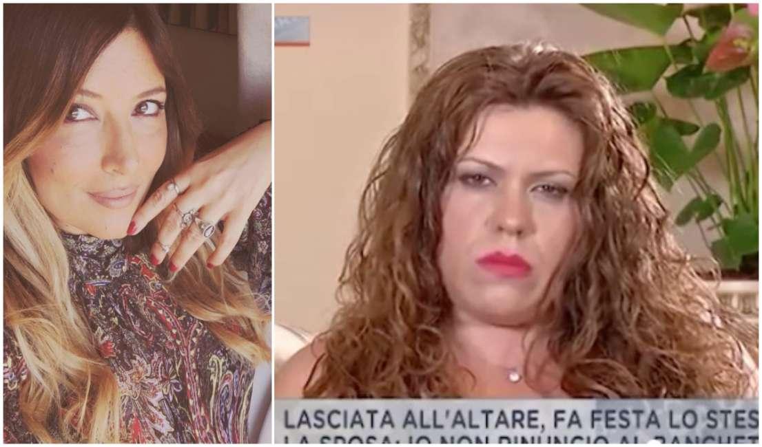 """Selvaggia Lucarelli sulla sposa mollata all'altare: """"peccato, per un po' sei stata la mia eroina"""""""