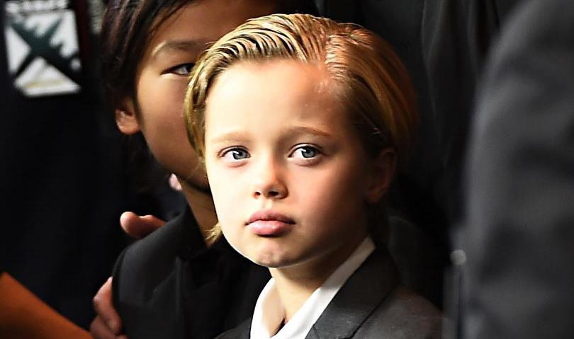 Pitt-Jolie: la figlia Shiloh di 11 anni ha iniziato il trattamento ormonale