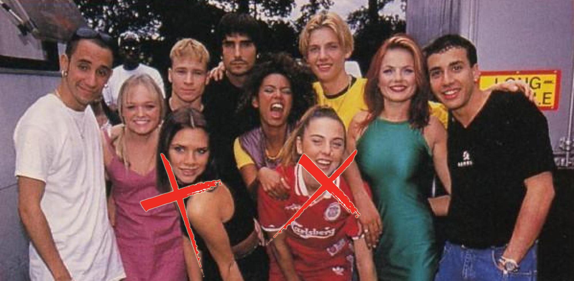 Spice Girls in tour con i Backstreet Boys? Forse ma non ci saranno Victoria e Mel C