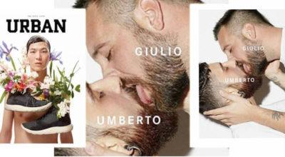 urban, bacio gay, censura
