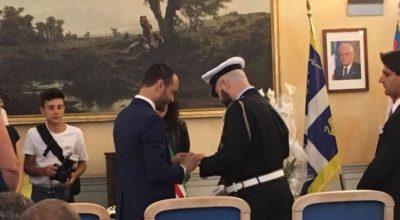 Torino, le nozze gay del vigile urbano in divisa: