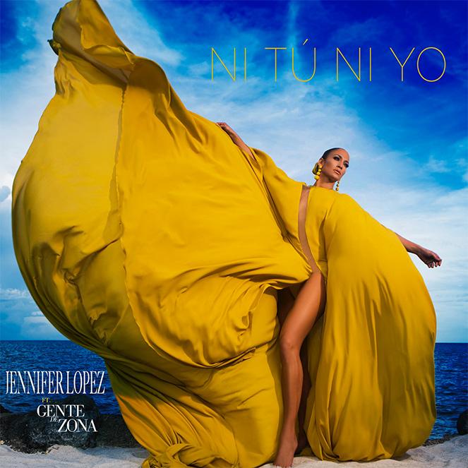 Jennifer Lopez torna con il nuovo singolo Ni Tú Ni Yo (AUDIO)