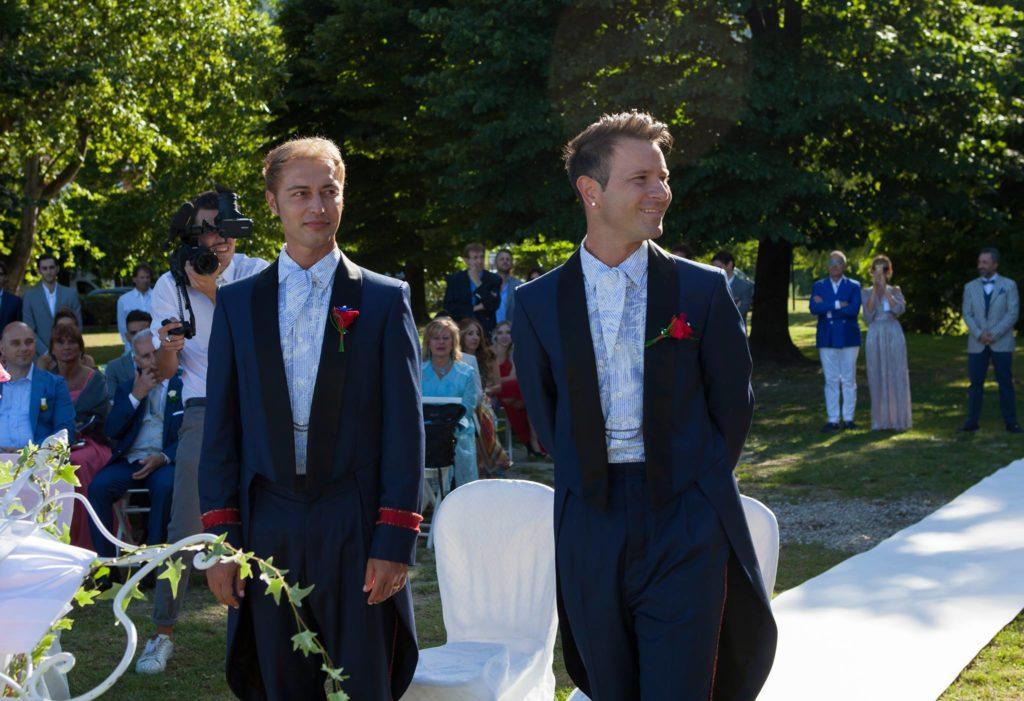 Marco e Salvatore sono i primi ballerini della Scala a sposarsi