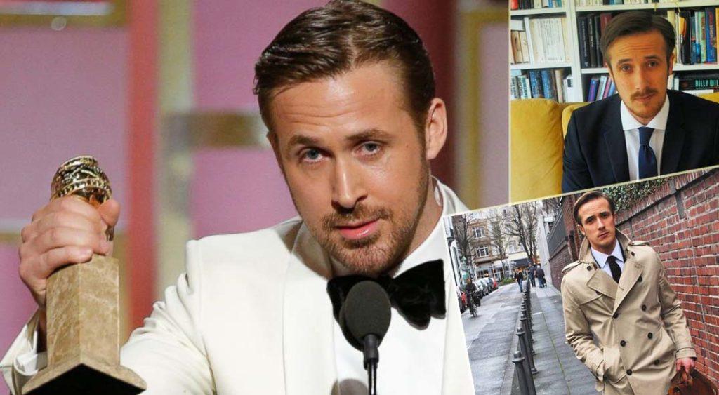 """È tedesco il sosia di Ryan Gosling: """"A volte è davvero troppo, mi rendono la vita impossibile"""""""
