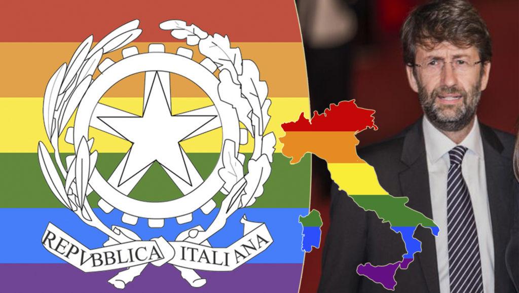 """Vogue Italia chiede al Ministro di """"trasformare il nostro Paese in una gay destination"""""""