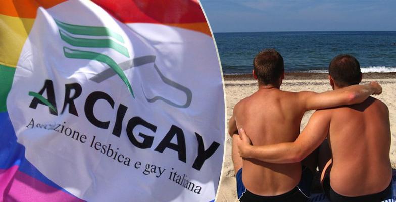 Coppia gay rifiutata in Calabria, Arcigay