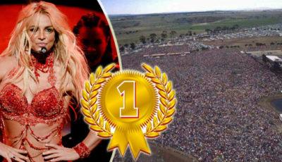 Britney Regina! Meglio di lei solo Michael Jackson, mentre Madonna e Rihanna… (LO SHOW)