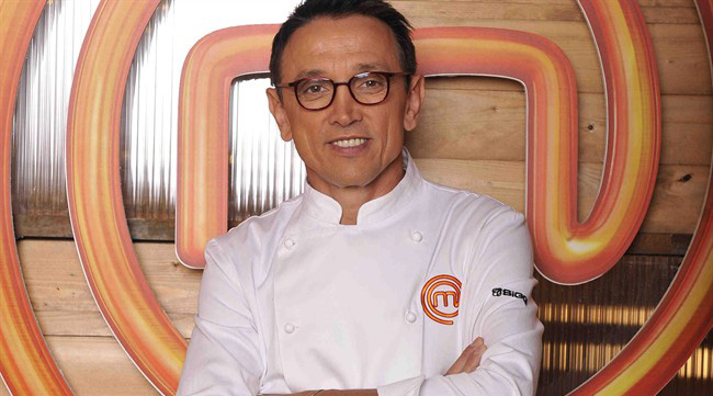 Masterchef Bruno Barbieri