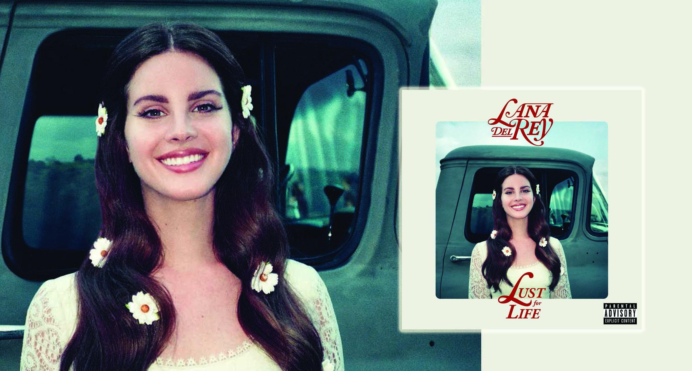 Ecco Lust For Life, il nuovo album di Lana Del Rey (AUDIO)