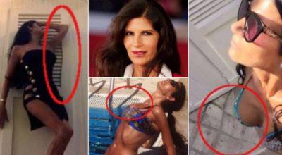 Pamela Prati: le sue foto su Instagram sono ritoccate? A dirlo sono i fan